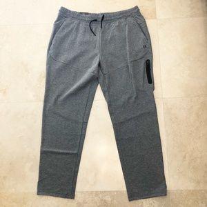 NWT Layer8 Mens Knit Tech Joggers Grey XL, 2XL